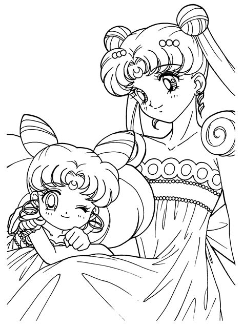 sailor moon coloring pages free printable sailor moon coloring pages for