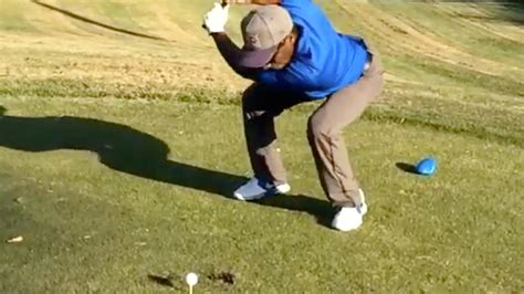 James Stewart Jr Has The Worst Golf Swing You Ll Ever See