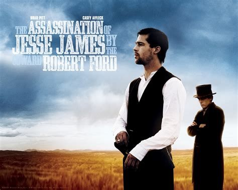 the assassination of by the coward robert ford