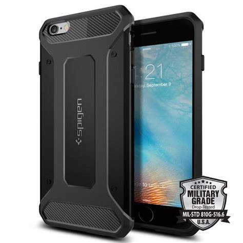 Hardcase Spigen Stand Iphone 6 6s iphone 6s plus rugged armor spigen inc