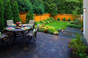 Small Backyard Patio Designs by Small Town Garden Design Back Yard Pinterest Gardens