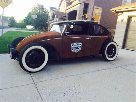 Rat Rod Volkswagen by 1969 Volkswagen Beetle Classic Rat Rod Custom For Sale