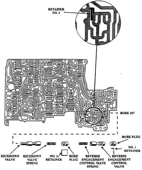 4r55e valve breakdown wiring diagrams wiring