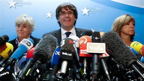 puigdemont en bruselas independencia de catalu 241 a el fiasco de puigdemont en