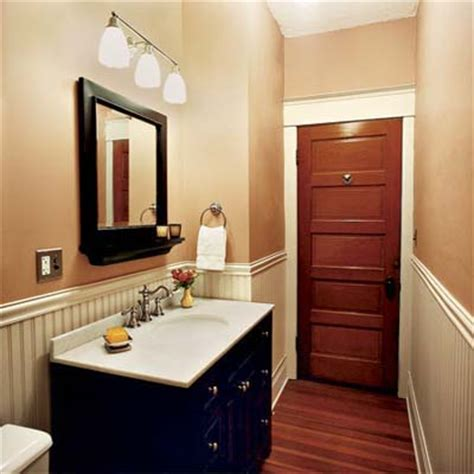 craftsman style bathroom ideas bathroom a 1908 cottage with simple elegance this house