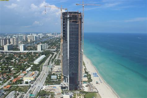 porsche tower miami incredible photos of billionaire magnet porsche design