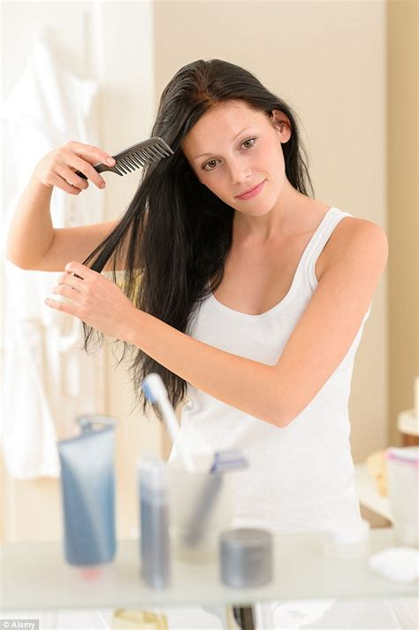 Using Hair Dryer Everyday Or Bad how using shoo can cause dandruff scalp