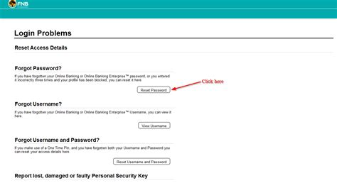 reset fnb online banking details fnb bank online banking login login bank