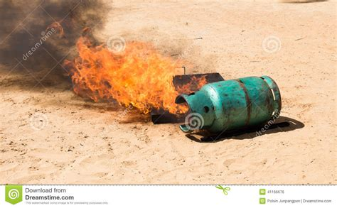 when inverted gas tank stock photo image 41166676