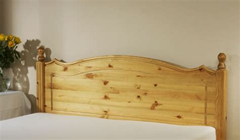 single pine headboard friendship mill headboards