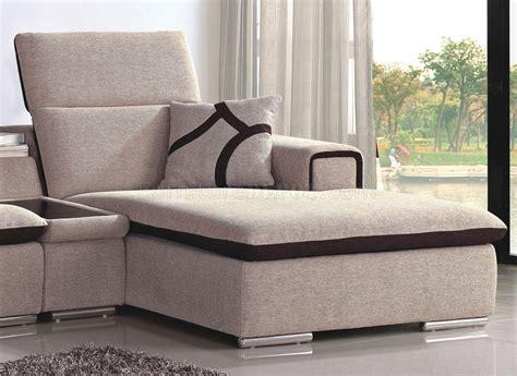 beige fabric sectional sofa beige chocolate fabric modern sectional sofa