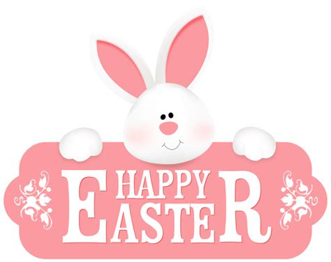 easter bunny clipart happy easter transparent clipart many interesting cliparts