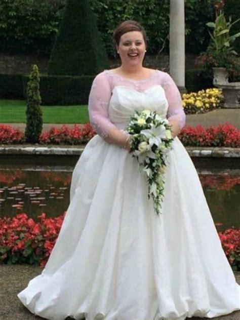 Baju Wanita Wami Bordir Bigsize inspirasi pernikahan untuk pengantin bertubuh plus size lifestyle liputan6