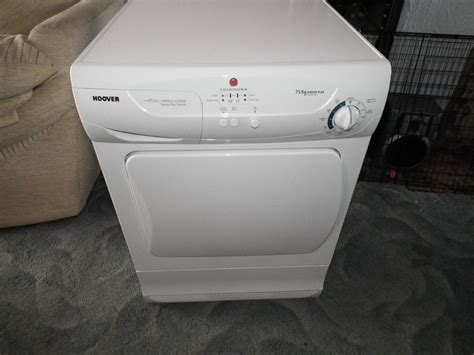 replace capacitor hoover tumble dryer hoover nextra hnc 375 t 7 5 mega load condenser tumble dryer needs capacitor in shrewsbury