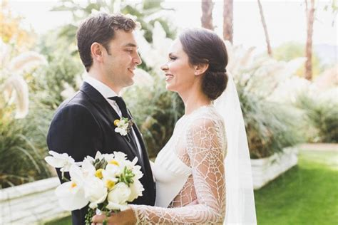 Classic Wedding Photos by Modern Classic Wedding At The Palm Springs