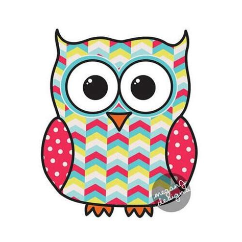 gambar tribal pattern owl colorful tribal pattern owl car decal sticker geometric