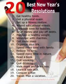 20 best new year s resolutions monterey bay holistic