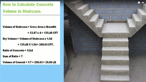 staircase cost estimator staircase concrete calculation staircase estimate