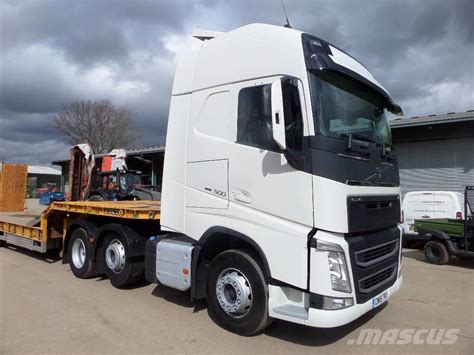2015 volvo tractor trailer volvo fh500 united kingdom 113 412 2015 tractor units