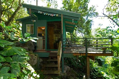 stay in a tiny house stay at the tiny and eco friendly sunset beach treehouse
