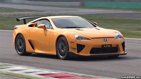 lexus lfa nurburgring just turn up your speakers and enjoy the lovely sound of a