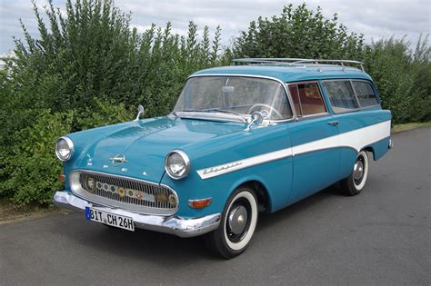 opel dodge 1960 opel caravan information and photos momentcar