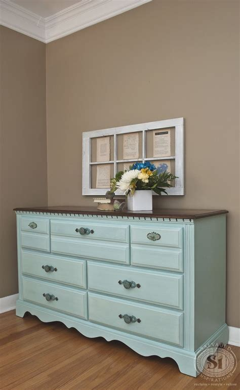 Restaining Bedroom Furniture by 1000 Ideas About Chalk Paint Dresser On Chalk