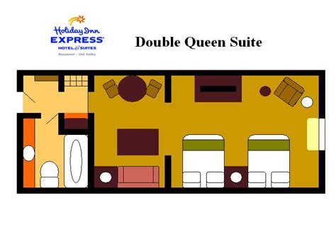 holiday inn express floor plans holiday inn express beaumont ca accommodation
