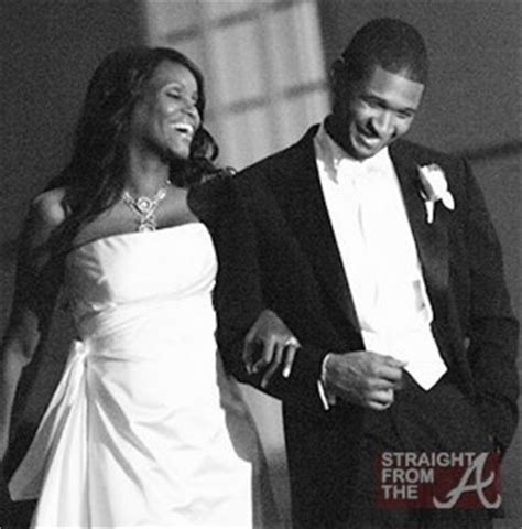 Ushers Canceled Wedding What Happened by Words Tameka Raymond Discusses Why Usher Called