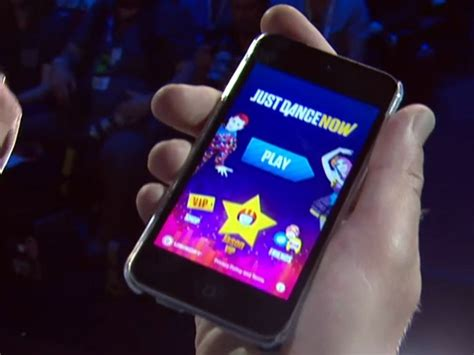 Just Dance Now app revealed, turns your smartphone into a dance game controller   iMore