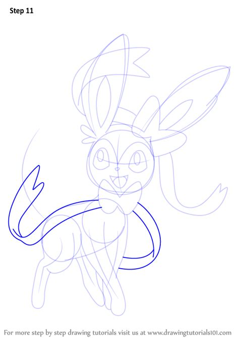 where to draw learn how to draw sylveon from step by