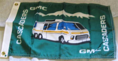 GMC Cascaders Flag