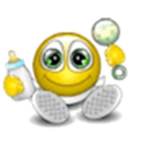 emoticon format gif download free smiley baby emoticon baby with smileys network