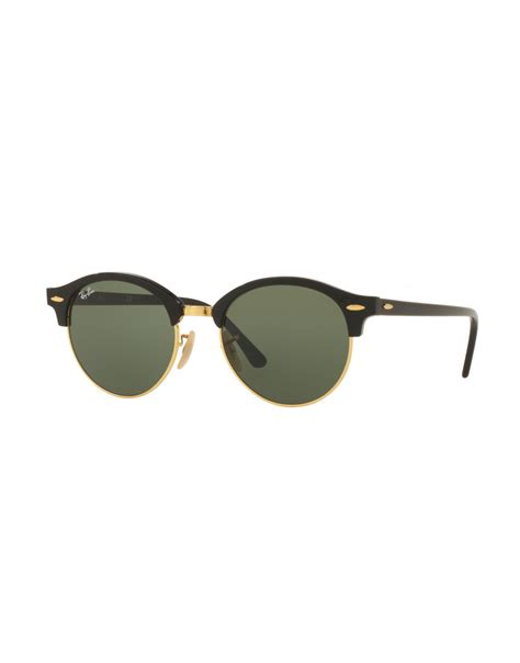 Rb4246 Sunglasses Ban ban clubround sunglasses black rb4246