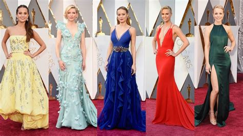 best oscar oscars 2016 the best of the carpet