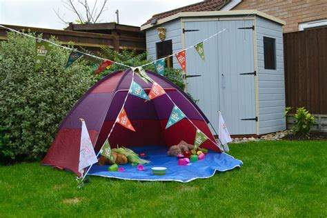Garden City Tent Our Garden Festival Biglittletentfestival15 Tin Box