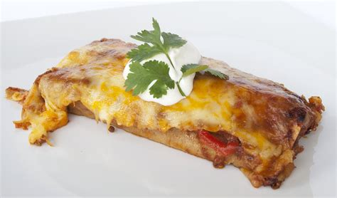 cheesy pork enchiladas