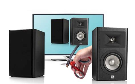 Speaker Tv wireless speakers for tv and home theater audiogurus