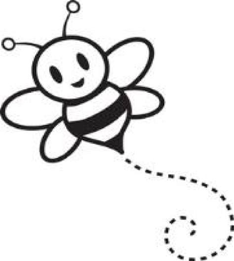 Honey Bee Clipart Black And White bee clip at clker vector clip