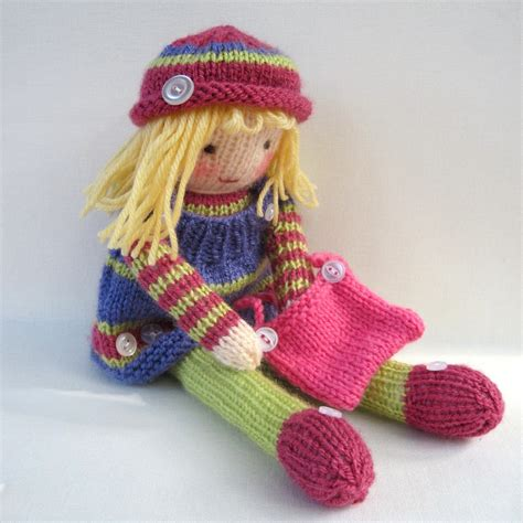 doll patterns free free knitted patterns free ideafile