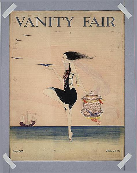 Vanity Fair Illustrations by American Drawings From The Golden Age Of
