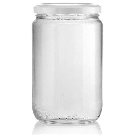 vasi vetro per conserve 720ml pot in vetro per conserve con tappo a vite twist