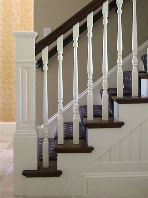 Box Newel Posts   Houzz