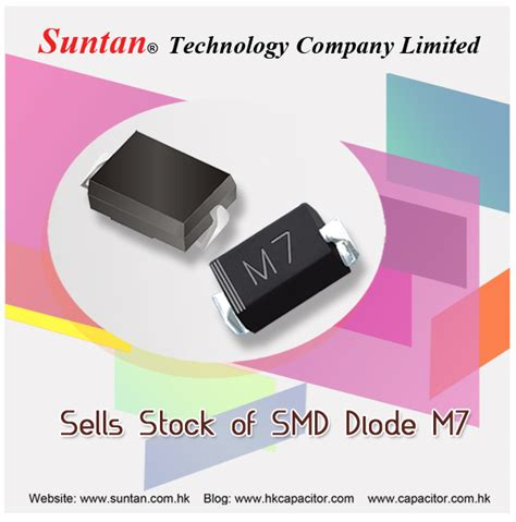 how to check m7 diode suntan sells stock of smd diode m7