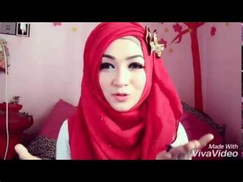 tutorial hijab layer sing side layer hijab tutorial youtube