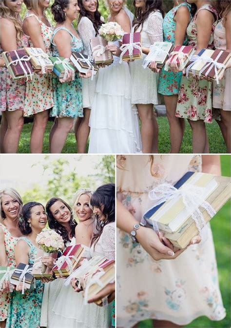 10 creative beautiful alternative bridesmaid bouquets chic vintage brides