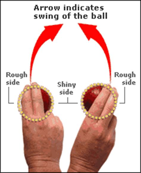 cricket swing bowling grip sky has no limits so do i science behind the