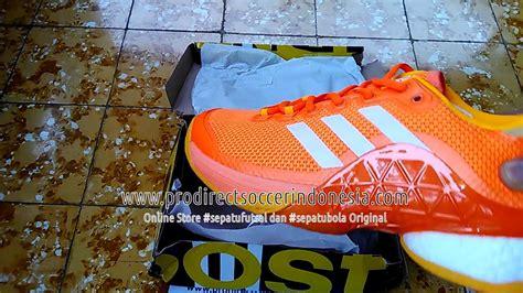 Sepatu Tenis Adidas Barricade sepatu tenis adidas barricade 2017 boost orange ba9104 original