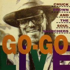 chuck brown and the soul searchers rare essence whip it live at the capital centre 1987