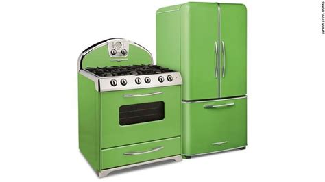 green kitchen appliances 2017 color of the year